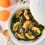 Winter Orange Kale Salad
