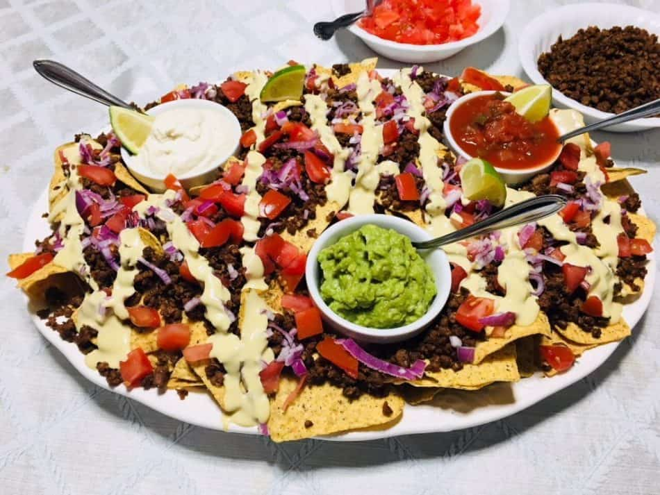 vegan nachos-this healthy ktichen