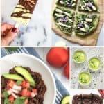 Avocado Recipes Collage