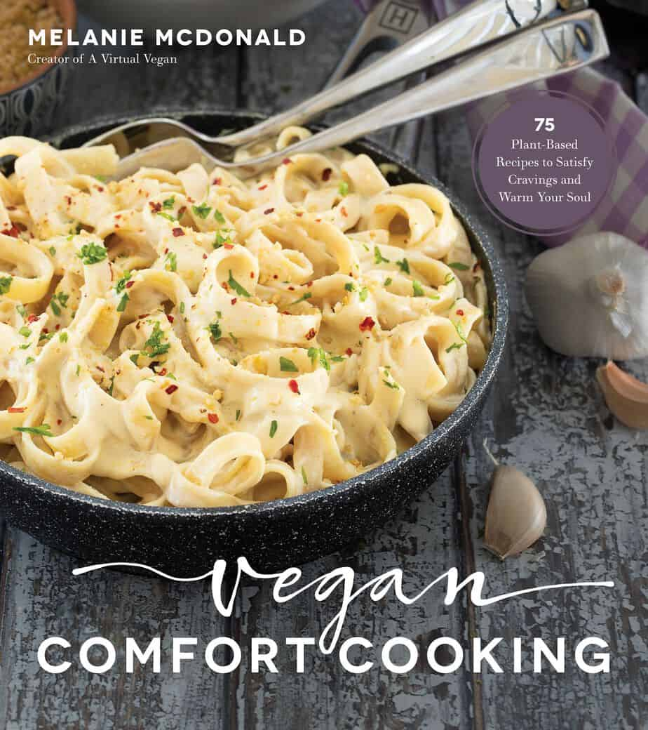 Image of front cover of cookbook featuring bowl of spaghetti.