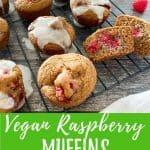 Vegan Raspberry Muffins PIN